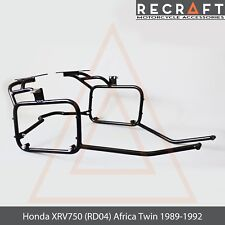Honda XRV750 (RD04) Africa Twin 1989-1992 Side Carrier Luggage Mount ver. 3