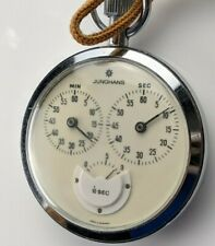 Vintage Junghans 1/10th Second Chronograph Stopwatch