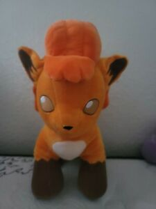 2016 RARE Build-a-Bear Pokemon Orange VULPIX Plush Doll