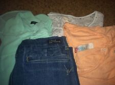 Lot of 4 Women's Designer Clothes; Free People, Citizens of Humanity, Maison