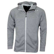 Oakley Mens Enhance Technical Grid 9.0 Full Zip Quick Dry Hoody 49% OFF RRP