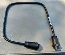 New listing Lowrance Adapter Cable 7-Pin Transducer Adapter To 9-Pin Unit - (000-13313-001)