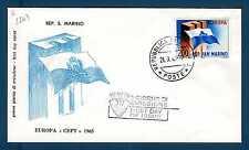 SAN MARINO - 1963 - FDC - Europa Unita. E2743