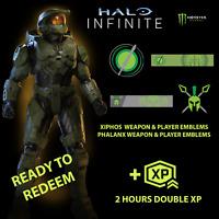Halo Infinite MONSTER EMBLEM DLC (All Regions!)