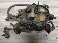 Mercedes-Benz w123 w116 w114 Carburateur m110