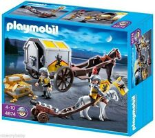 Playmobil4874 Chevalier :Transport de trésor  New, neuf, nieuw