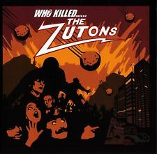 >>  THE ZUTONS / WHO KILLED.....THE ZUTONS  new condition