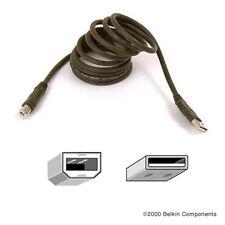 Belkin Pro Series F3U133-03 3 Feet USB Cable - 1 x 4 pin USB Type A - Male/Male