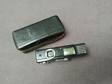 EDIXA 16 MB Kleinbildkamera mit Lederetui  ca. 1969 - Vintage ,Sammler, Rarität