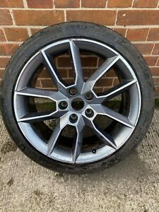 Skoda Octavia VRS OEM Alloy wheel and tyre 5E0601025