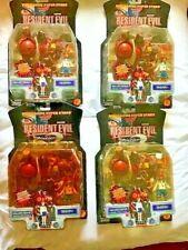 RARE* 1998 1 x Resident Evil Platinum William Birkin G Virus Figures Toy Biz