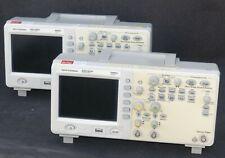 2 Stück Oszilloskop Agilent DSO1002A Oscilloscope defekt