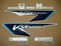 DL650 VStrom 2007-2008 complete decals stickers graphics kit set adhesivos logo