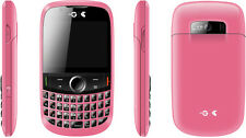 Unlocked ZTE  Telstra Indy T50 Mobile phone Next G Pink mobile phone