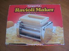 Imperia Ravioli Maker ~ Pasta Machine Attachment ~ Made in Italy ( excellent )