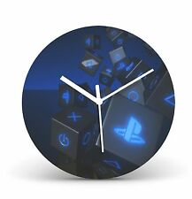 "Vinyl Record Clock 12"" LP Playstation 3 4 Gaming Console Gift Present cl44"