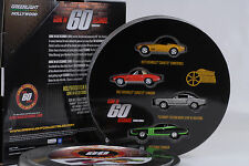 Movie Gone in 60 Seconds Gift Box Filmrolle Set 4 car 1:64 Greenlight