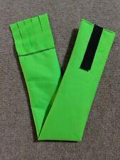 Neon Green Cordura Horse Tailbag