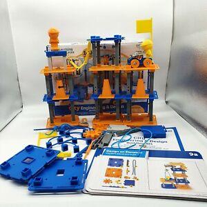 Learning Resources City Engineering & Design Building Set LER2843 STEM Age 5+