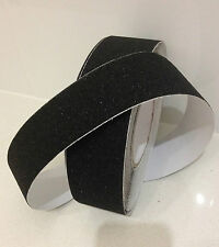 Anti Slip Grip Adhesive Safety Tape Black 50mm x 10m