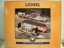 Lionel Train Wreck Recovery Set , 1999 , O Gauge, 6-21775, Brand New In Box