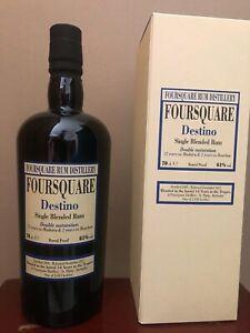 Destino Rhum Rum Foursquare Velier 61°