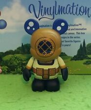 "Disney Vinylmation 3"" Park Set 3 Urban Deep Sea Scuba Diver"
