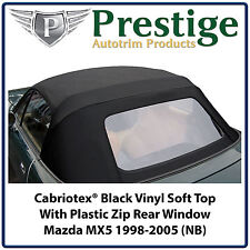 Mazda MX5 MX-5 MK2 (NB) Soft Top Roof Roofs 1998-2005