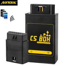 OBD2 OBDII Airbag EPB ECU Diagnostic Scanner Code Reader for Android Bluetooth