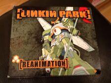 Linkin Park - Reanimation DIGIPAK 20 Track CD -   ( LINKIN PARK AT THEIR BEST )
