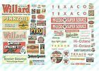 JL INNOVATIVE N 1930-60'S GAS STATION POSTERS/SIGNS SERIES III 61  684