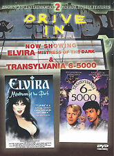 Elvira, Mistress of the Dark/Transylvania 6-5000 (DVD, 2003)