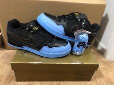 New Nike SB Hat Rod Tinker Black University Blue Size 9.5 (318401-041) P-Rod