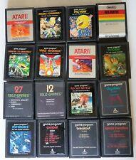Lot of 16 Atari 2600 Games #3