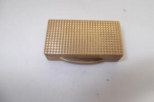 HALLMARKED 9CT GOLD SNUFF/PILL BOX