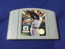 Baseball Nintendo 64 Video Games