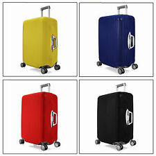 Size S Elastic Travel Luggage Suitcase Spandex Cover Protector For 18'' ~ 20""