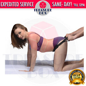 XL-Doggy-Style-Sex-Position-Strap-Deeply-Kinky-Bondage-Play-Fantasy-Fetish