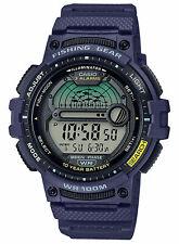 Casio WS-1200H-2AV, 10 Year Battery Watch, 100 Meter WR, Fishing Gear,3 Alarms