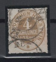 X2252/ GERMANY – SCHLESWIG – MI # 25 USED – CV 110 $