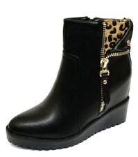 Calzado de mujer sin marca de leopardo