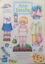 Mary Engelbreit Mag. Paper Doll, Ann Estelle, June/July 2000, Uncut