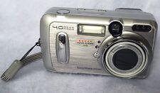 Kodak EasyShare DX6440 4.0 MP Digital Camera - Silver