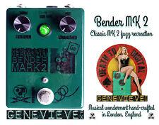 Genevieve FX Bender MK 2 - Jimmy Page, Jeff Beck