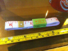 Tailor Tailors Tape Measure Red On White 60 Inchs 150 Cm New Double Sided