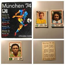 PANINI MUNICH 74 Stickers. Complete your album, 1,2,3,4,5,10,15  available