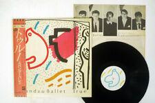 SPANDAU BALLET TRUE CHRYSALIS WWS-50140 Japan OBI VINYL LP