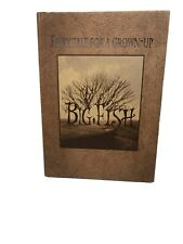 Big Fish (Dvd, 2005, Special Edition with Collectible Book) Director Tim Burton