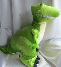"Disney Store patch Toy Story Rex Dinosaur Core 23"" Jumbo Plush T-rex Stuffed"