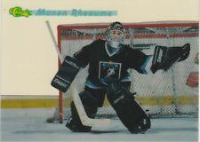 1993 Classic Acetate #MR1 Manon Rheaume Atlanta Knghts Tampa Bay Lightning